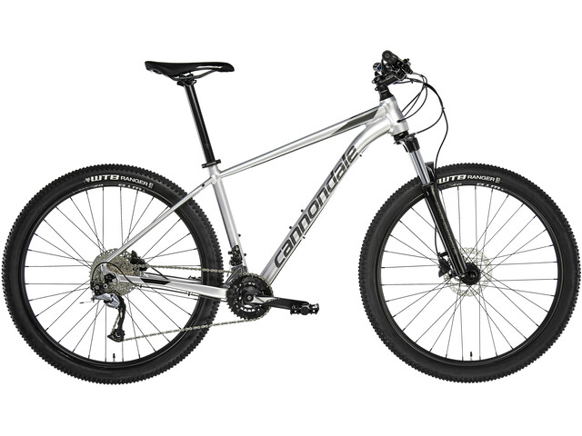 "Cannondale Trail 6 27,5"" silver"